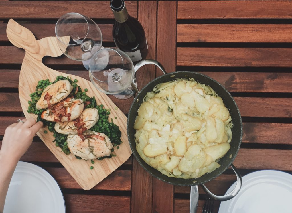 Dining Alfresco - At Home Dining - June Favorite