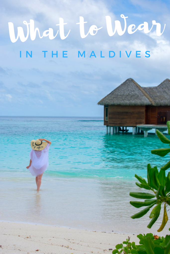 What to wear in the Maldives | Maldives Honeymoon | Honeymoon Outfit Inspiration | Mongan Moments