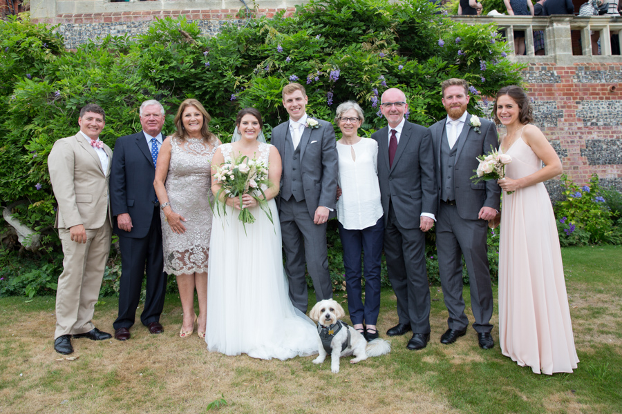 An English Country Garden Wedding | Our English Countryside Wedding | Photo by Mary Smith Photography