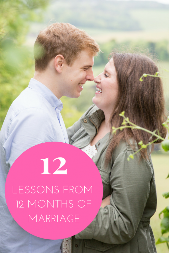Lessons from One Year of Marriage | Marriage Advice | Newlywed Tips from a Newlywed