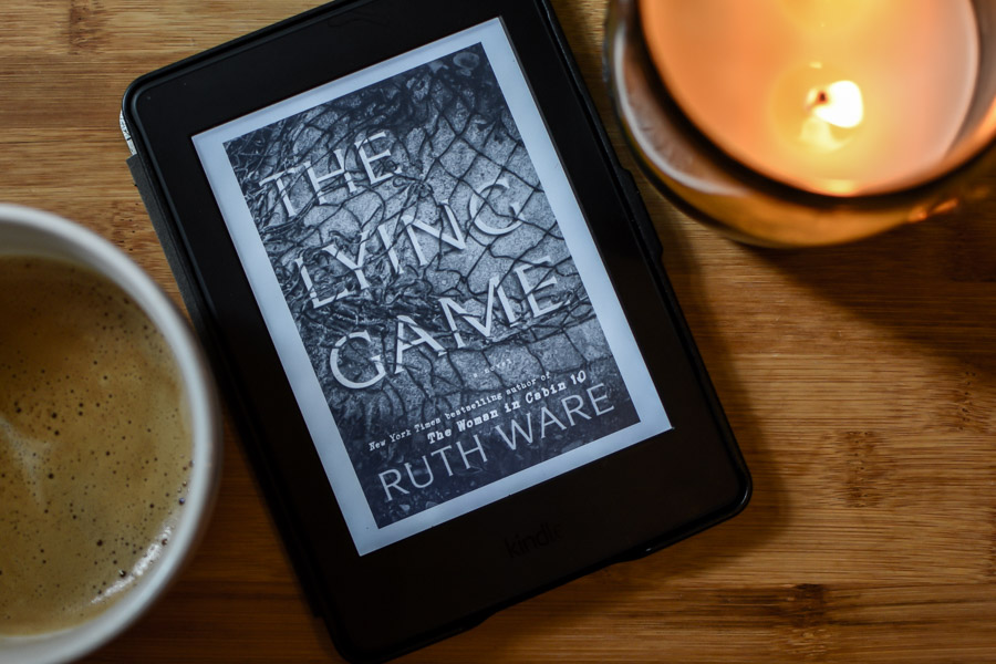 The Lying Game - Ruth Ware | Thrillers to Read this Fall | Fall 2017 Reading List