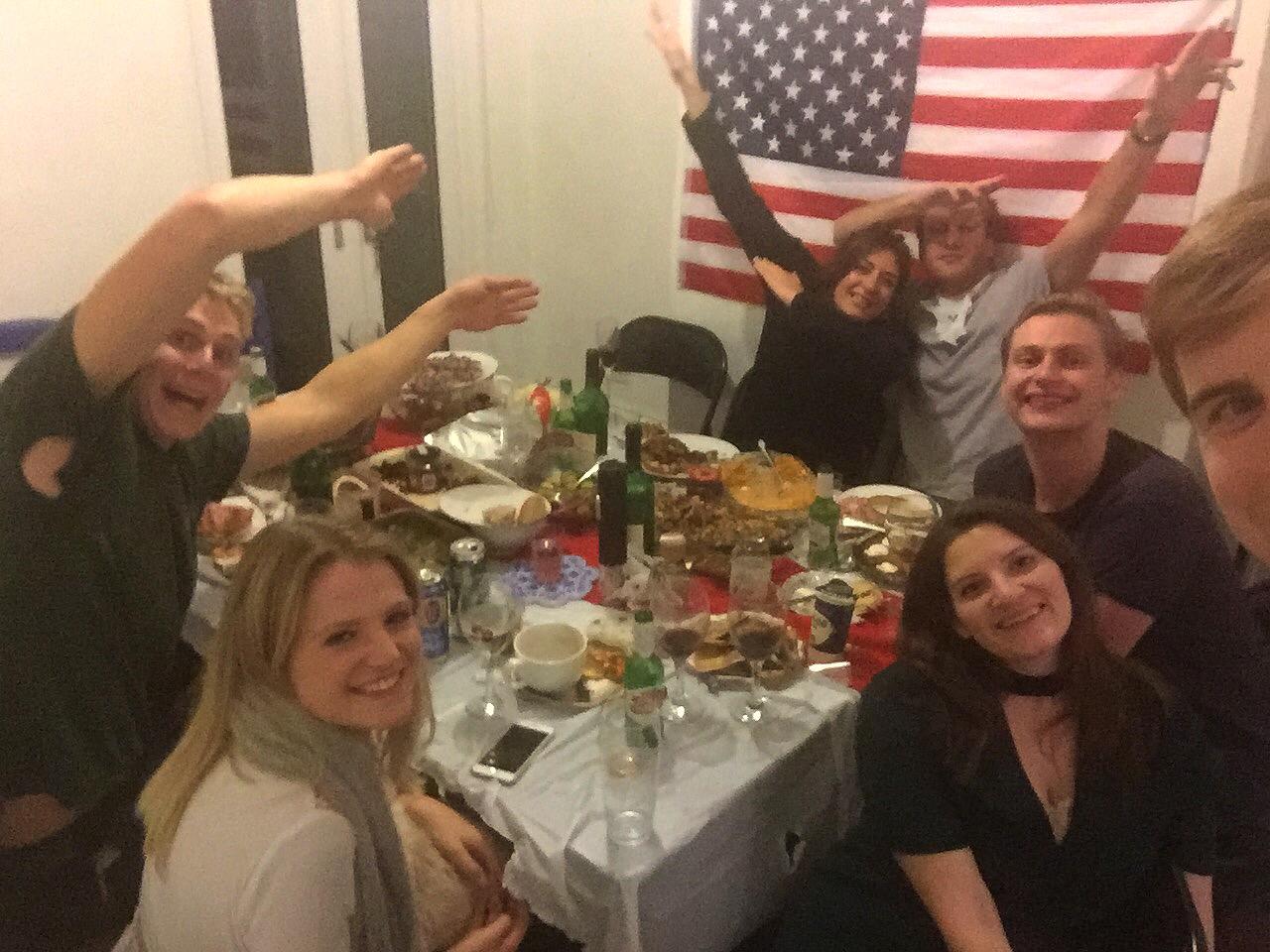 Dinner Party Guest List   Friendsgiving Guest List