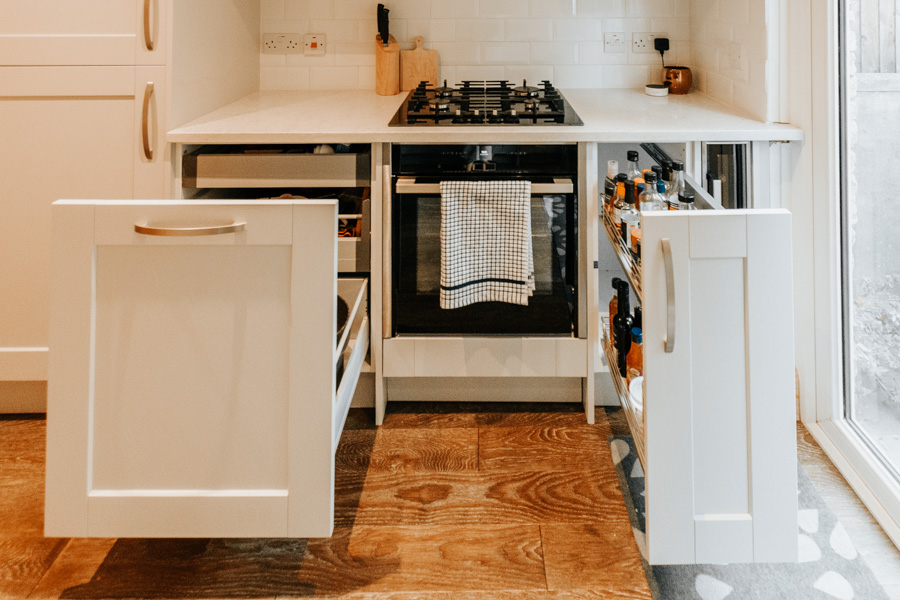 Our kitchen renovation with Howden's - Kitchen Storage ideas