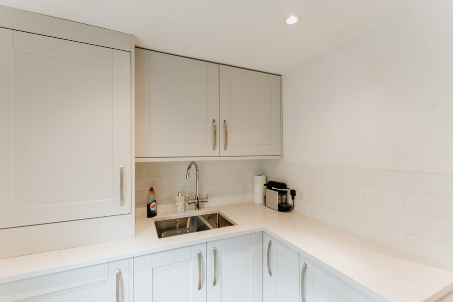 Our kitchen renovation with Howdens - kitchen storage options