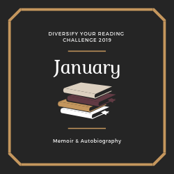 Diversify Your Reading Challenge January 2019 Link Up