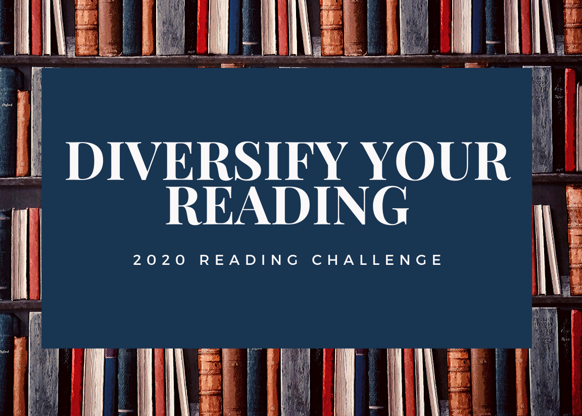 Best Mystery Books 2020.2020 Diversify Your Reading Challenge Mongan Moments